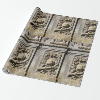 Het Verpakkende Document van de Steen van Granada Cadeaupapier