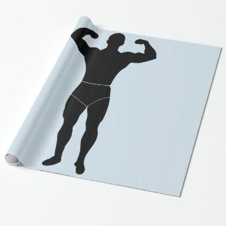 Het Verpakkende Document van Strongman Inpakpapier