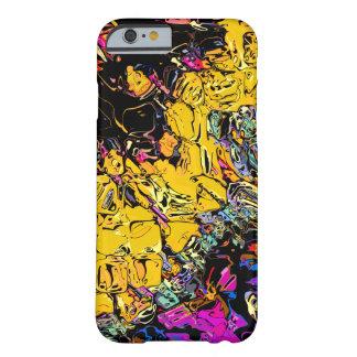 Het verplaatsen van Vormen en Kleuren Barely There iPhone 6 Hoesje