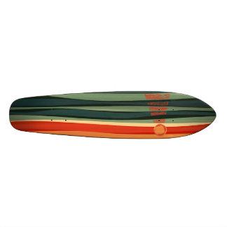 """Het """"verrukte Zee"""" - het Dek van het Skateboard"""