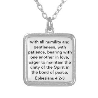 Het Vers van de bijbel over Liefde voor Huwelijk o Zilver Vergulden Ketting