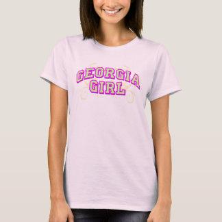 Het versierd Meisje van Georgië (, lite) T Shirt