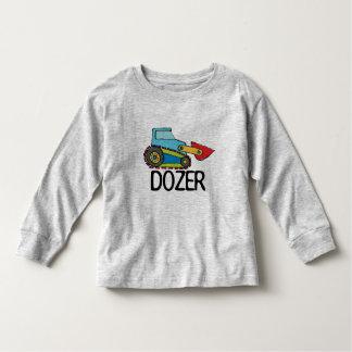 Het Vervoer van de Bulldozer van de bulldozer Kinder Shirts