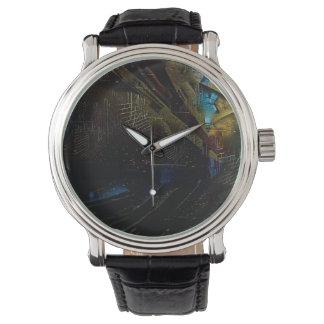 Het vervormde Horloge van het Afbeelding