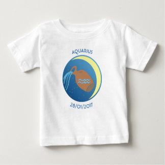 Het Vest Waterman van het Baby van het Teken van Baby T Shirts