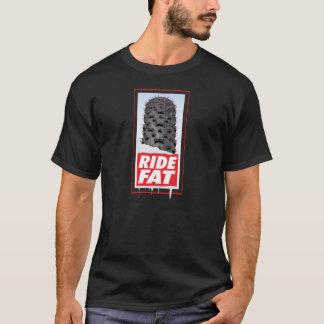Het VET van de RIT - voor de minnaars van de vette T Shirt