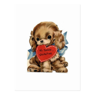 Het Victoriaans Briefkaart van de Valentijnsdag