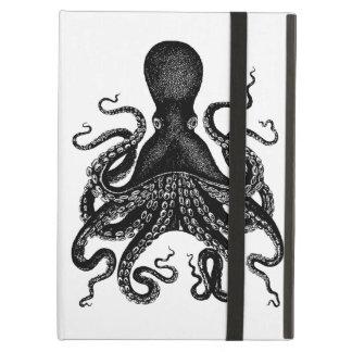 Het Victoriaans hoesje van Kraken van de Octopus S iPad Air Hoesje