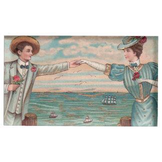 Het Victoriaans Paar van het Huwelijk van het