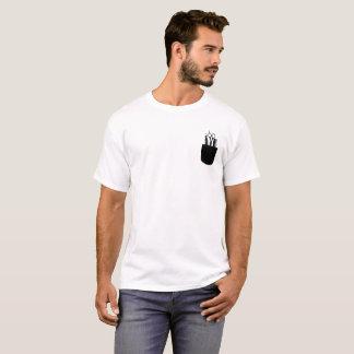 Het vierkant van de kapper t shirt