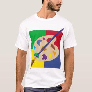Het Vierkant van de kunst T Shirt