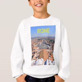 Het vierkant van heilige Peter in Vatikaan, Rome, Trui