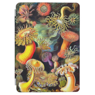 Het Vintage Art. van de Zeeanemonen van Ernst iPad Air Cover