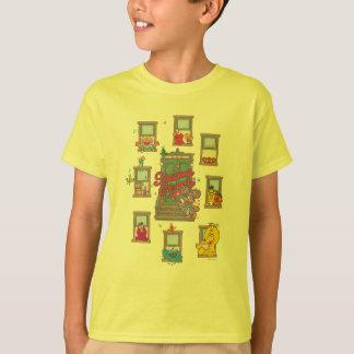 Het Vintage Art. van het venster T Shirt