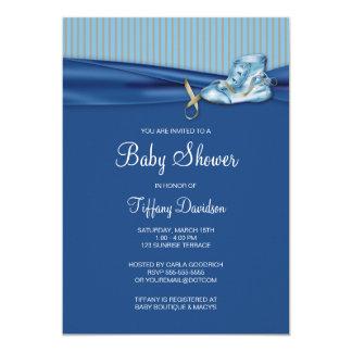 Het vintage Baby shower van de Jongen van de Kaart