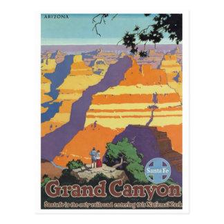 Het vintage Briefkaart van de Illustratie