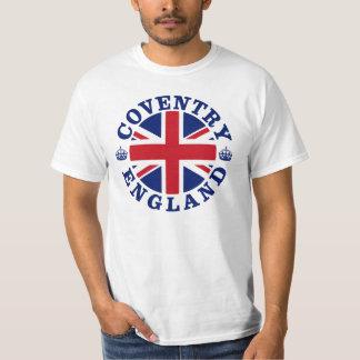 Het Vintage het UK Ontwerp van Coventry T Shirt