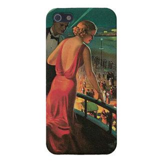 Het vintage Hoesje van Atlantic City iPhone 5 Cases