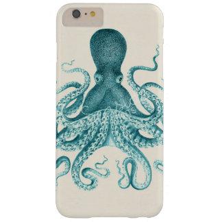 Het vintage Hoesje van de Telefoon van de Octopus