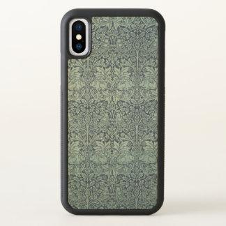 Het vintage Konijn GalleryHD van William Morris iPhone X Hoesjes 0