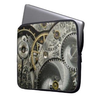 Het vintage Laptop Watchworks Sleeve van de Reis Computer Sleeves