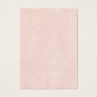 Het vintage Licht nam Roze Perkament kijkt Oud Visitekaartjes