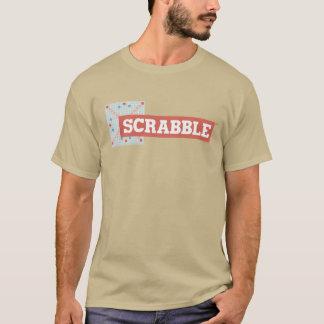 Het vintage Logo van het Scrabble T Shirt