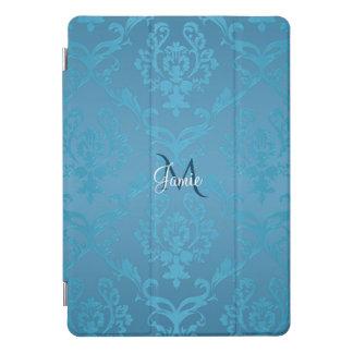 Het vintage Moderne Turkooise Hoesje van het iPad Pro Hoesje