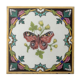 Het Vintage Ontwerp Mintons van de Tegel c1872 van Tegeltje Vierkant Small