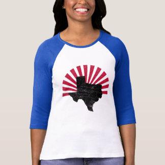 Het vintage Overhemd van de Gloed van Texas T Shirt