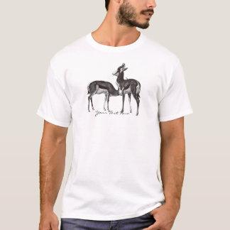 Het vintage Overhemd van de Springbok T Shirt