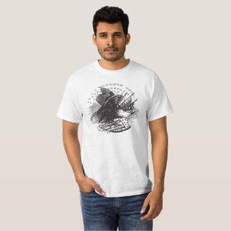 Het vintage Overhemd van het Ontwerp van Eagle T Shirt
