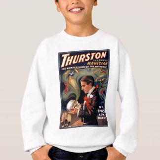 Het Vintage Poster van de Tovenaar van Thurston Trui