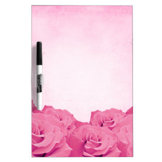 Het vintage Roze nam toe Whiteboards