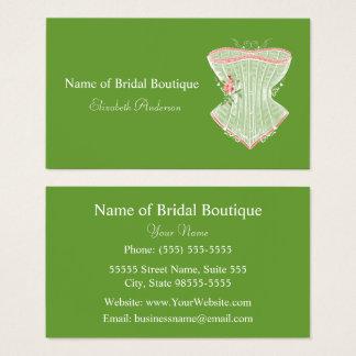 Het vintage Victoriaans Roze nam de Bruids Visitekaartjes