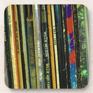 Het vinyl Leven 1 Drankjes Onderzetter