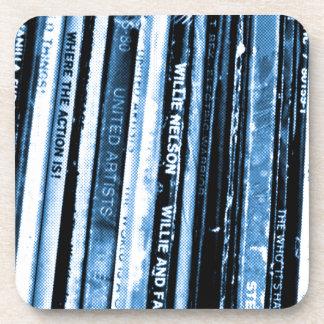 Het vinyl Leven Bier Onderzetter