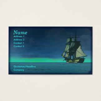 Het Visitekaartje van de boot Visitekaartjes