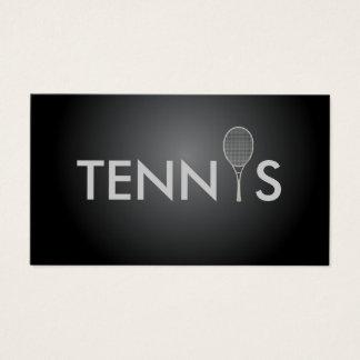 Het Visitekaartje van de Bus van het tennis Visitekaartjes