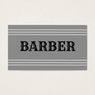 Het Visitekaartje van de kapper Visitekaartjes