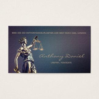 Het Visitekaartje van de Rechtskundig adviseur van Visitekaartjes