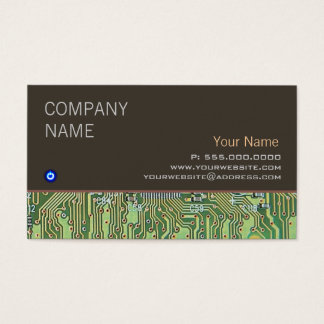 Het Visitekaartje van de Reparatie van de computer Visitekaartjes