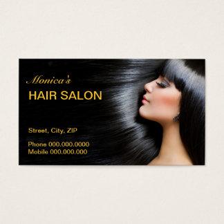 Het Visitekaartje van de Salon van het haar