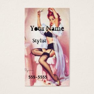 Het Visitekaartje van de stilist