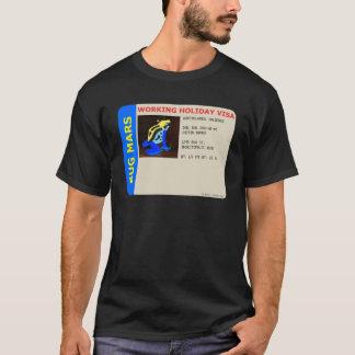 Het Visum van Mars van het insect T Shirt