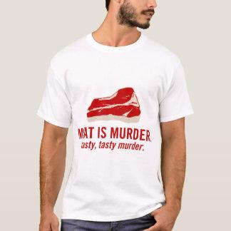 Het vlees is Moord, Smakelijke Moord T Shirt