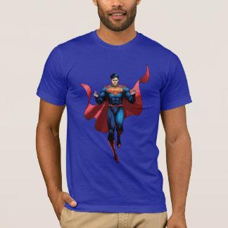 Het Vliegen van de superman T Shirt