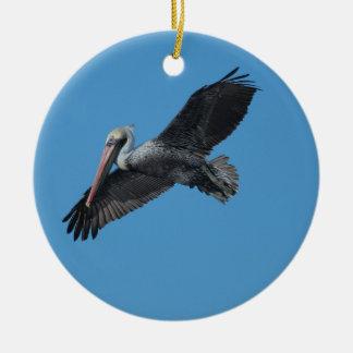 Het vliegende Ornament van Pelikanen