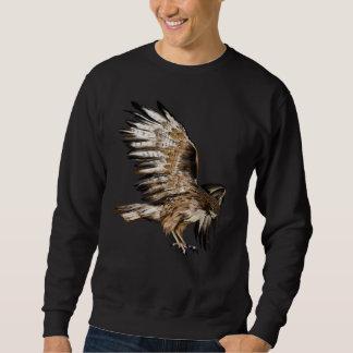 Het vliegende Overhemd van de Havik Trui