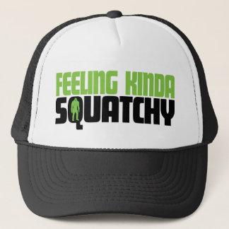 Het voelen van Pet Squatchy
